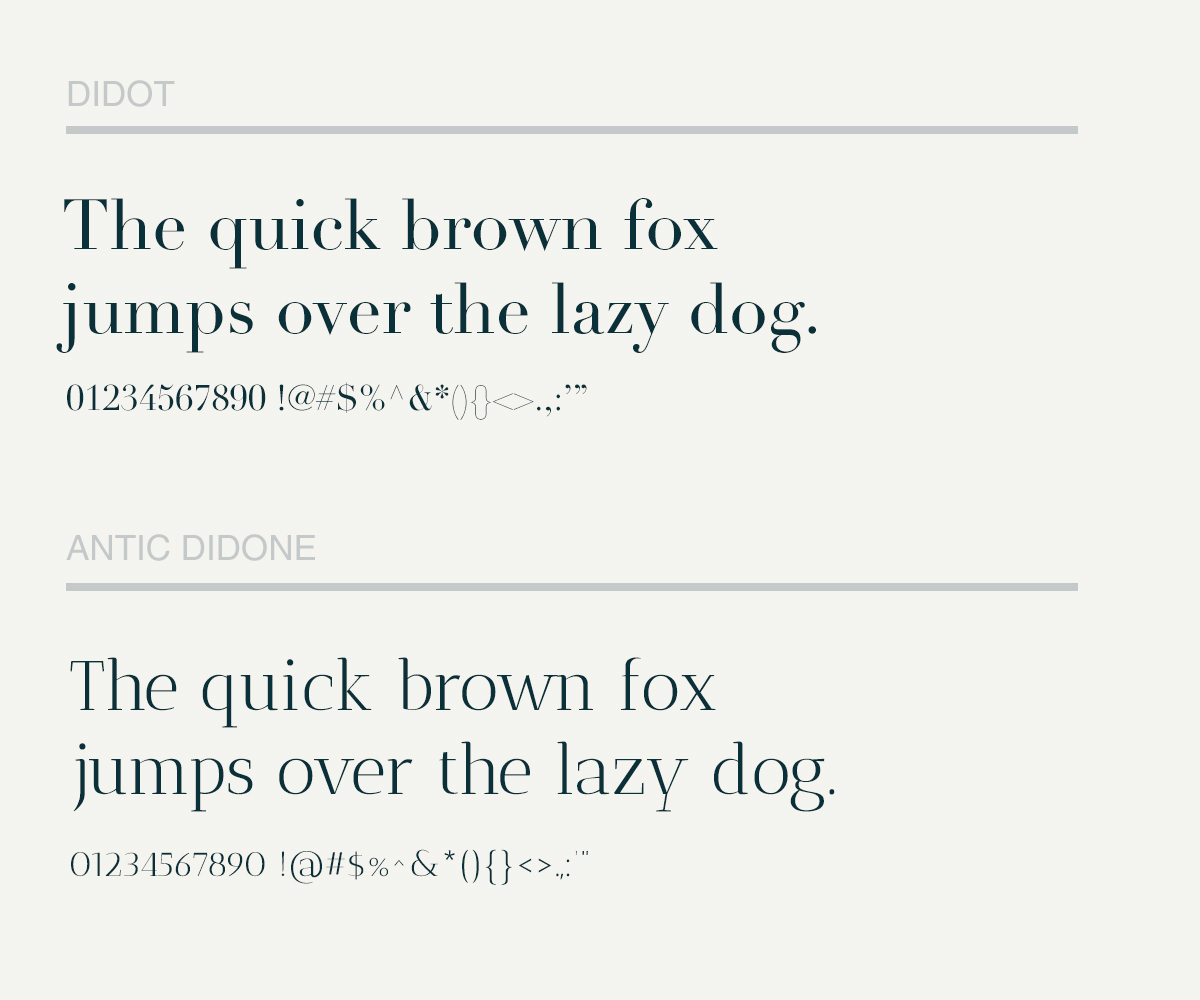 Decent alternatives for popular fonts (Part 2) - Orkha